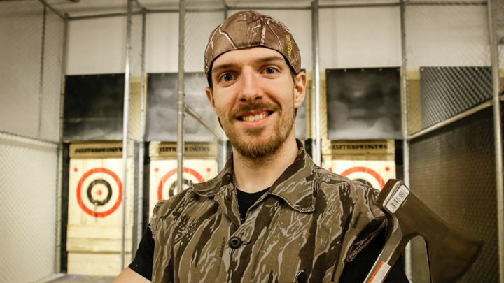 Ty_Axe Ranger_Axe Throwing Winnipeg